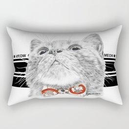 Starwars kitty Rectangular Pillow