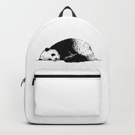 Sleepy Panda Backpack