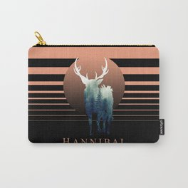 Hannibal - Forest Ravenstag Carry-All Pouch