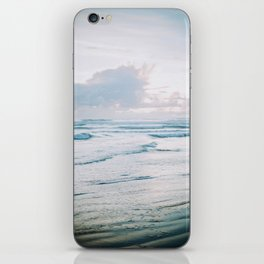 Blue Sunset iPhone Skin