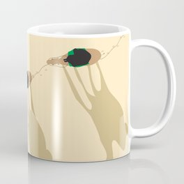 Camel caravan Coffee Mug
