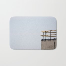 Scaffolding. Bath Mat