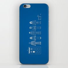 A Family of 10 iPhone & iPod Skin