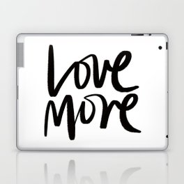 Love More. Laptop & iPad Skin