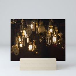 Lights Out Mini Art Print