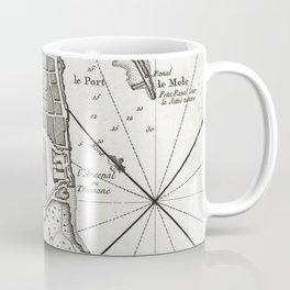 Plan of Barcelona - 1764 Coffee Mug
