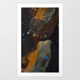 joelarmstrong_rust&gold_046 Art Print
