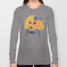 1980's Bichpoo Long Sleeve T-shirt
