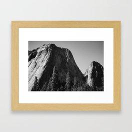 El Capitan II Framed Art Print