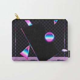 Retro Room Carry-All Pouch