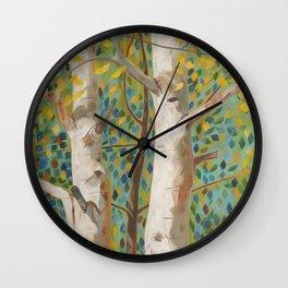 Deepening of the Spirit Wall Clock