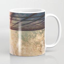 New York City Chrysler Building Up Up and Away Coffee Mug