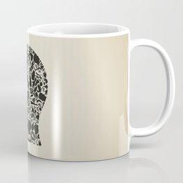 Head of a part of a body Coffee Mug