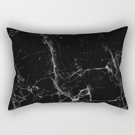 Marble, Print, Minimal, Scandinavian, Abstract, Pattern, Modern art Rectangular Pillow