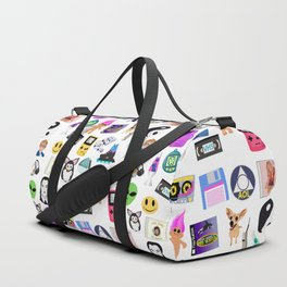 Bring Back the 90's Duffle Bag