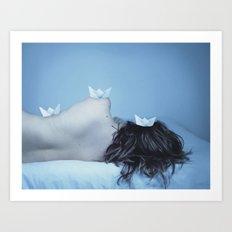 Dreamer II Art Print