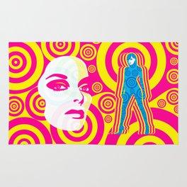 Acid trip Rug