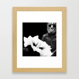lily Framed Art Print