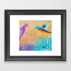 Cocktail Framed Art Print