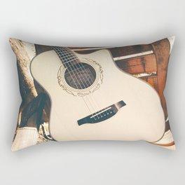 Chord Shapes Rectangular Pillow