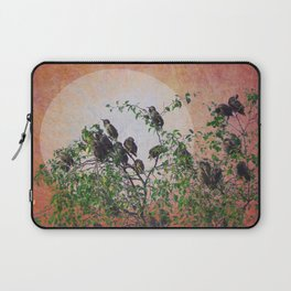 The starlings gather Laptop Sleeve