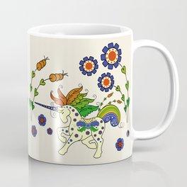 Swedish Unicorn Coffee Mug