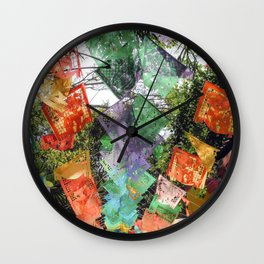 Tequileria Wall Clock