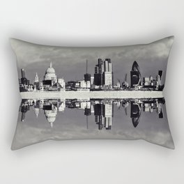 City Rectangular Pillow