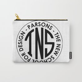Parsons The New School for Design Student Apparel Carry-All Pouch