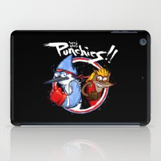 Let's Play PUNCHIES!! iPad Case