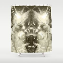 You Blow My Mind  Shower Curtain