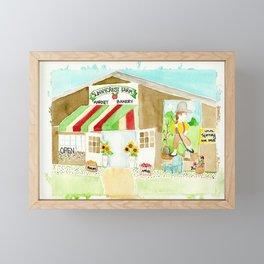 Sunnycrest Farm Framed Mini Art Print