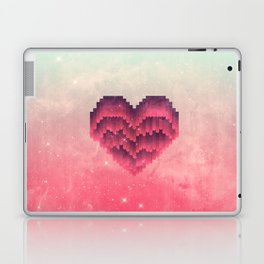Interstellar Heart IV Laptop & iPad Skin