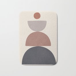Balancing Elements III Bath Mat