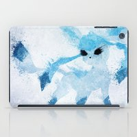 ice iPad Cases featuring Ice by Melissa Smith