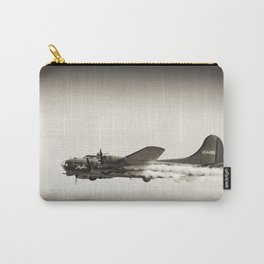 B-17 Flying Fortress, Sally B Carry-All Pouch
