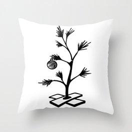 Little Tree Throw Pillow