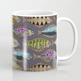 Alaskan halibut dusk Coffee Mug