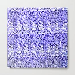 """William Morris """"Brer rabbit"""" 8. Metal Print"""