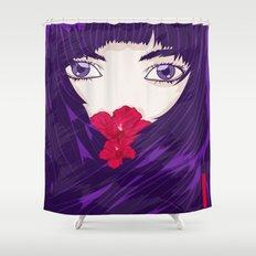 Wonderland ワンダーランド Shower Curtain