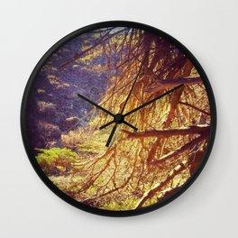 Pfieffers Forest Wall Clock