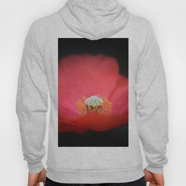 Red flower India Hoody