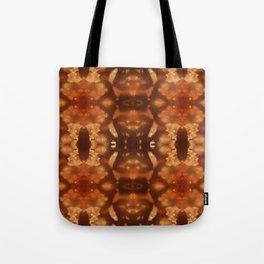 Amber Bead Tote Bag