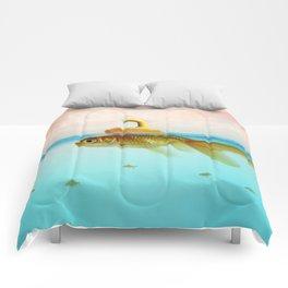 Submarine Goldfish Comforters