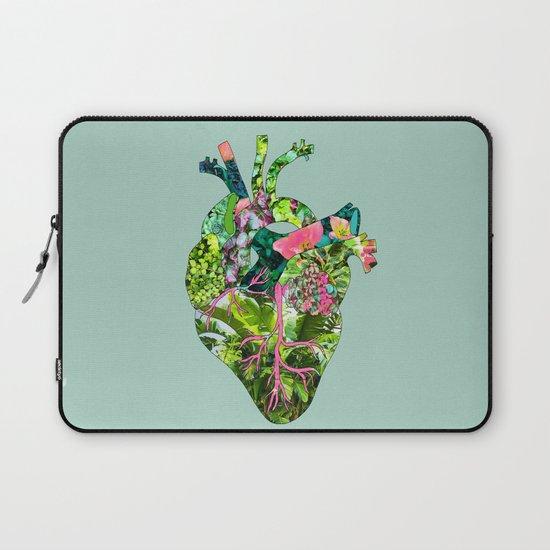 Botanical Heart Mint by beegreen