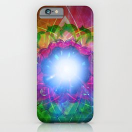 The Magical Portal iPhone Case