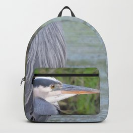 Blue Heron at Hillsboro Pond Backpack