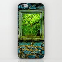 window iPhone & iPod Skins featuring Window by Sara H.
