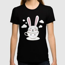 Take a Cup of Bunny T-shirt