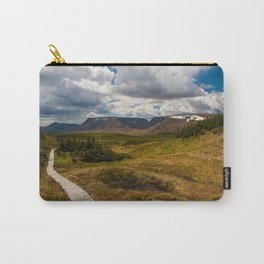 The Tablelands, Gros Morne National Park Carry-All Pouch